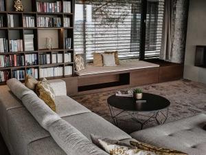 Tischlerei Thaller Wohnzimmer