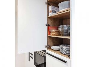 Tischlerei Thaller Küche Detailansicht
