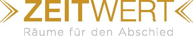 Zeitwert - Räume für den Abschied - Logo